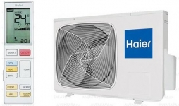 Сплит-система Haier Lightera DC инвертор AS09NS4ERA -G